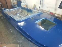 Ремонт покраска лодок