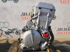 Двигатель Kawasaki KLX250 D-tracker LX250DE лот 87