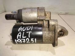 Стартер AUDI - - ALT 197 251 FF AT 96571 км B7 A4 Wauzzz8E35A47421