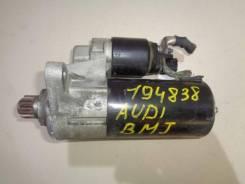 Стартер AUDI - - BMJ 194 838 4WD AT 89349 км Wauzzz8P75A036513