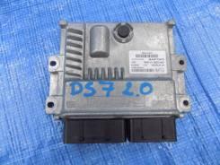 Блок управления двигателем Citroen DS7 2.0 BLUE HDI