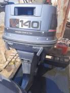 Yamaha 140 в отл. сост. компрессия по10-139т. р