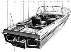 Казанка 5м с дивоготелем ямаха 30