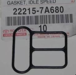 Прокладка регулятора холостого хода 22215-7A680 Toyota