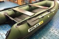 Новая Моторная лодка Solar Maksima 350