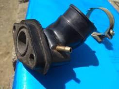 Патрубок воздушного фильтра на мопед