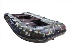 Лодка ПВХ RiverBoats RB 350 (НДНД) Камуфляж