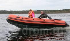 Лодка Надувная Reef Тритон 420НД