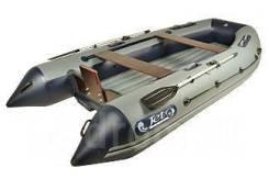 Лодка Надувная Reef 420JET Туннель