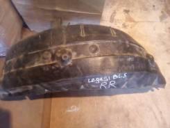 Подкрылок Subaru Legacy Outback 2003-2006 59122AG000 правый задний