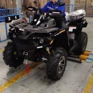 Квадроцикл STELS ATV 650 GUEPARD Trophy EPS черный, РАСПРОДАЖА Оф.дилер Мото-тех, 2019