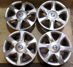 Оригинальные диски Nissan R17 5*114.3 Б/П по РФ