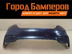 Новый задний бампер Hyundai Solaris 17-20 86611H5000 Россия