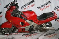 Мотоцикл Kawasaki ZZR400-2, 1998г, полностью в разбор