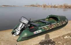 Продам лодку ПВХ SUN Marine 365 max камуфляж