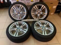 Разноширокие 18e колеса на BMW