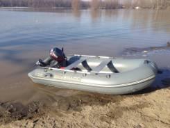 Продам лодку с мотором Silverado Sport 33S + Yamaha 15 в Барнауле