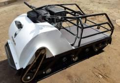 Мотобуксировщик Pomor М-650 1700 Long K17, 2020