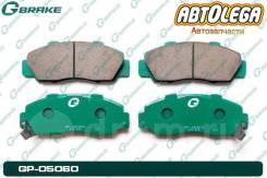 Колодки пер. G-brake HR-V GH Accord CF/CL CR-V RD1/2 StepWGN SM-X