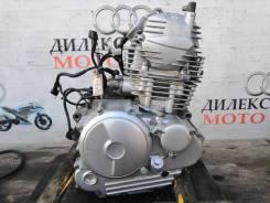 Двигатель Yamaha Serow 250 (XT250) G340E лот (106)