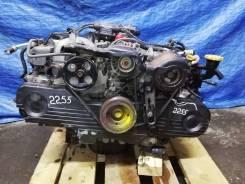 Контрактный двигатель Subaru EJ202. без ЕГР. Установка. Гарантия