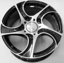 Диск колесный Диск литой 7.0х16 5x139.7 ЕТ40 dia 98.5 Скад Вихрь алмаз 1400005