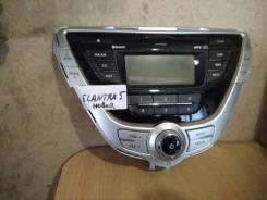 Магнитола Hyundai Elantra / Avante 2010-2016