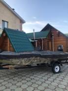 Продам плоскодонную лодку sea ark (США)