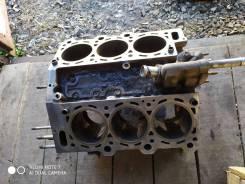 Блок цилиндров 3MZ-FE голый