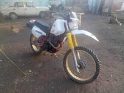 Yamaha XT 250, 1983