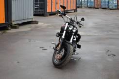 Harley-Davidson Dyna Fat Bob, 2015