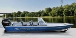 Купить лодку (катер) Lund 2000 Alaskan Sport