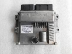 Блок управления ECU Citroen DS7 2.0 E-HDI 9818035080 FV