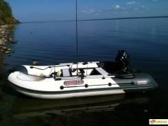 Комплект ПВХ Лодка(Касатка) + Мотор Suzuki