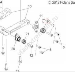 Подушка двигателя Polaris 3022409