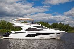 Яхта Sunseeker Manhattan 55