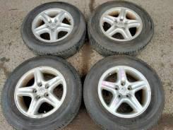 Диски литые Toyota R16