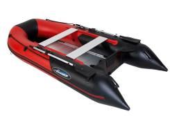 Надувная лодка Gladiator B330 AL Красно-черный