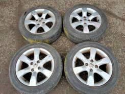 Диски литые Peugeot R16