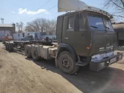 КамАЗ 54112, 1988