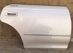 Дверь задняя правая (цвет 046) Toyota Mark II JZX90 1JZ GE