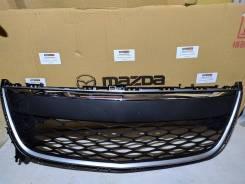 Решетка бампера mazda CX-7 2010-2012