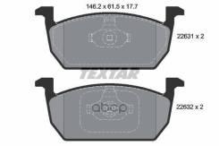 Фургон/Хетчбэк (5f1), Leon Sc (5f5), Leon St (5f8), Leon St Фургон/Универсал (5f8)/Scala/Kamiq (0n7)/Polo (Aw1, Bz1), T-Cross (C11_), T-Cross Textar арт. 2263101 Audi/Seat/Skoda/Skoda (Svw)/Vw/Vw (Svw) A1 Sportback (Gba)/Arona (Kj7), Ibiza V (Kj1), I...