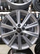 Литые диски R-17, КИК КС 624, 5*114,3 в Бийске