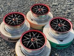JDM! Бордовые Ковки Sparco Racing! R15
