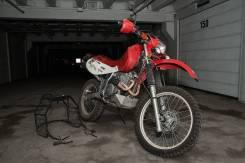 Honda XR 650L, 2004