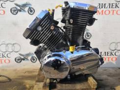 Двигатель Kawasaki VN400 Vulcan VN400AE лот 117