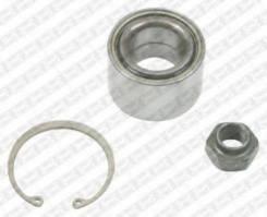 Подшипник ступицы колеса (комплект) | перед прав/лев | SNR R15335