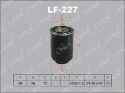 Фильтр топливный (FC-226) LYNXauto LF-227