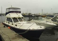 Извещение о проведении публичного предложения продажи катера «Pama 35»